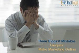 Legal Marketing Mistakes