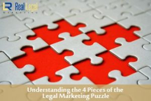 Understanding the 4 Pieces of the Legal Marketing Puzzle