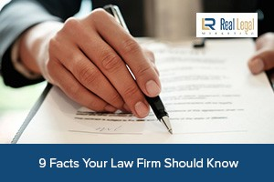 9 Facts Your Law Firm