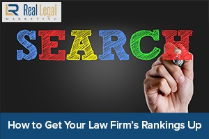 How to Get Your Law Firm's Rankings Up