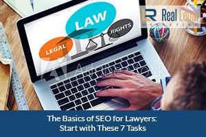 Basics of SEO for Lawyers