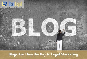 Blogs Are They the Key to Legal Marketing